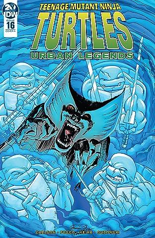 Teenage Mutant Ninja Turtles: Urban Legends #16