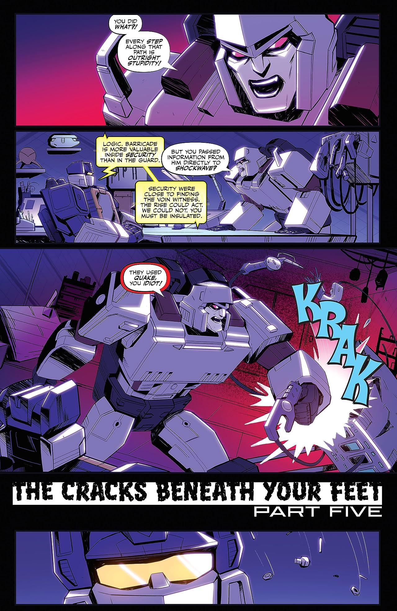 Transformers (2019-) #11