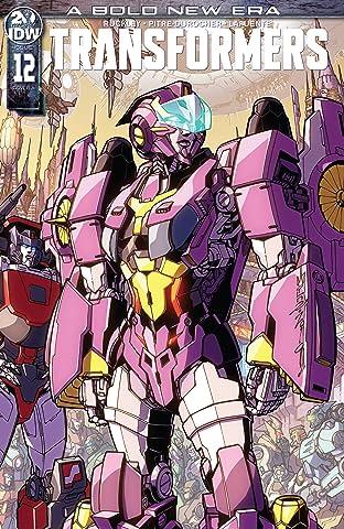 Transformers (2019-) No.12