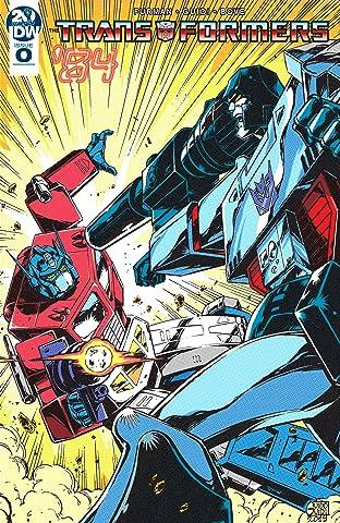 Transformers '84 #0
