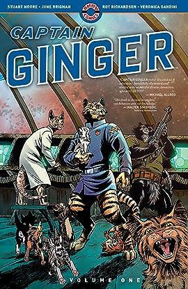 Captain Ginger Vol. 1: Survival Instinct