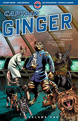 Captain Ginger Tome 1: Survival Instinct