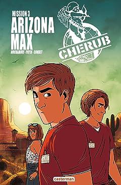Cherub, la BD Vol. 3: Arizona Max
