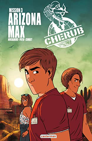 Cherub, la BD Vol. 3: Arizona Max