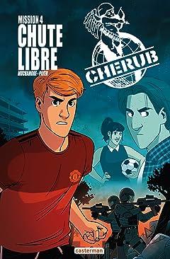 Cherub, la BD Vol. 4: Chute libre