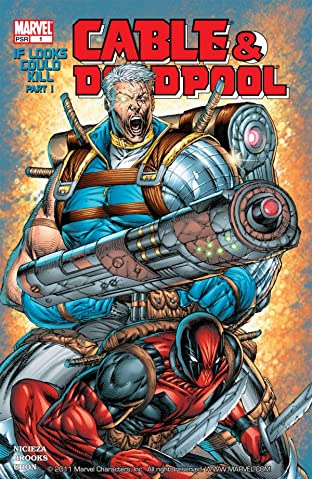 Cable & Deadpool No.1