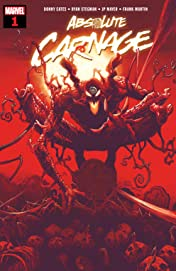 Absolute Carnage (2019) #1 (of 5)