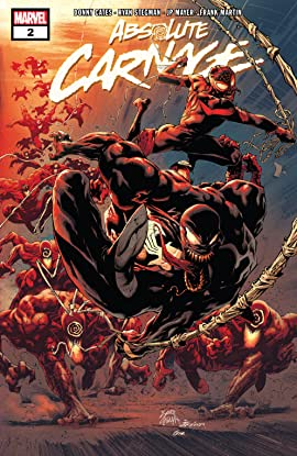 Absolute Carnage (2019) #2 (of 5)