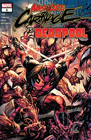 Absolute Carnage vs. Deadpool (2019) No.1 (sur 3)
