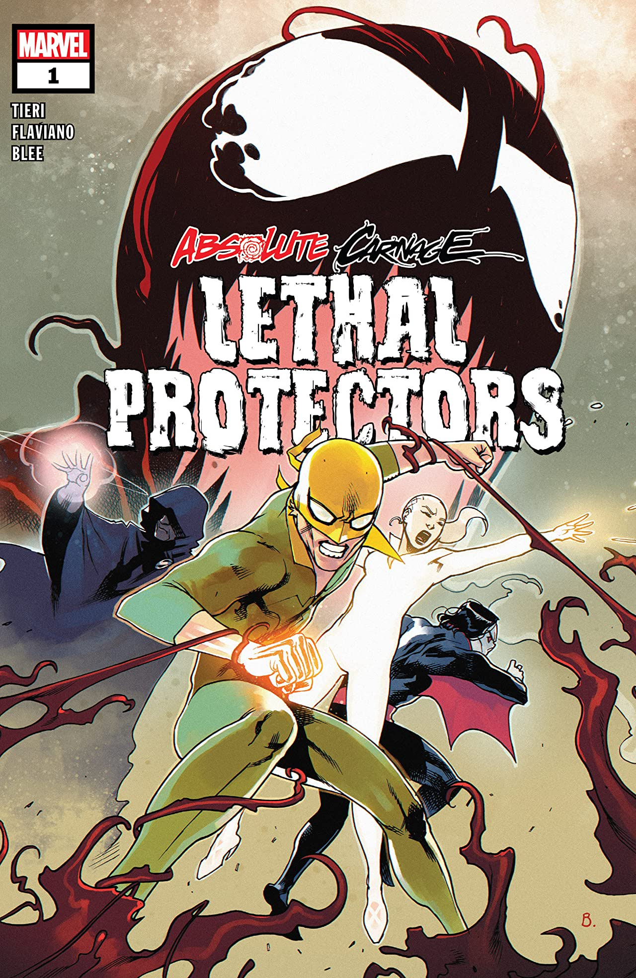Absolute Carnage: Lethal Protectors (2019) #1 (of 3)