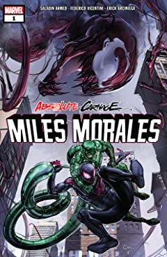 Absolute Carnage: Miles Morales (2019) No.1 (sur 3)