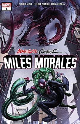 Absolute Carnage: Miles Morales (2019) #1 (of 3)