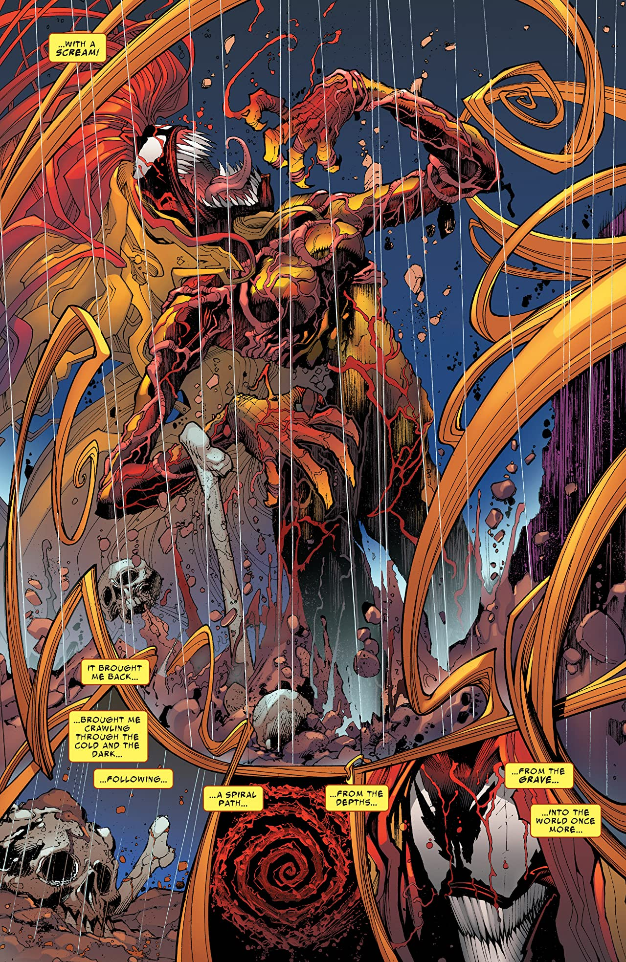 Absolute Carnage: Scream (2019) #1 (of 3)