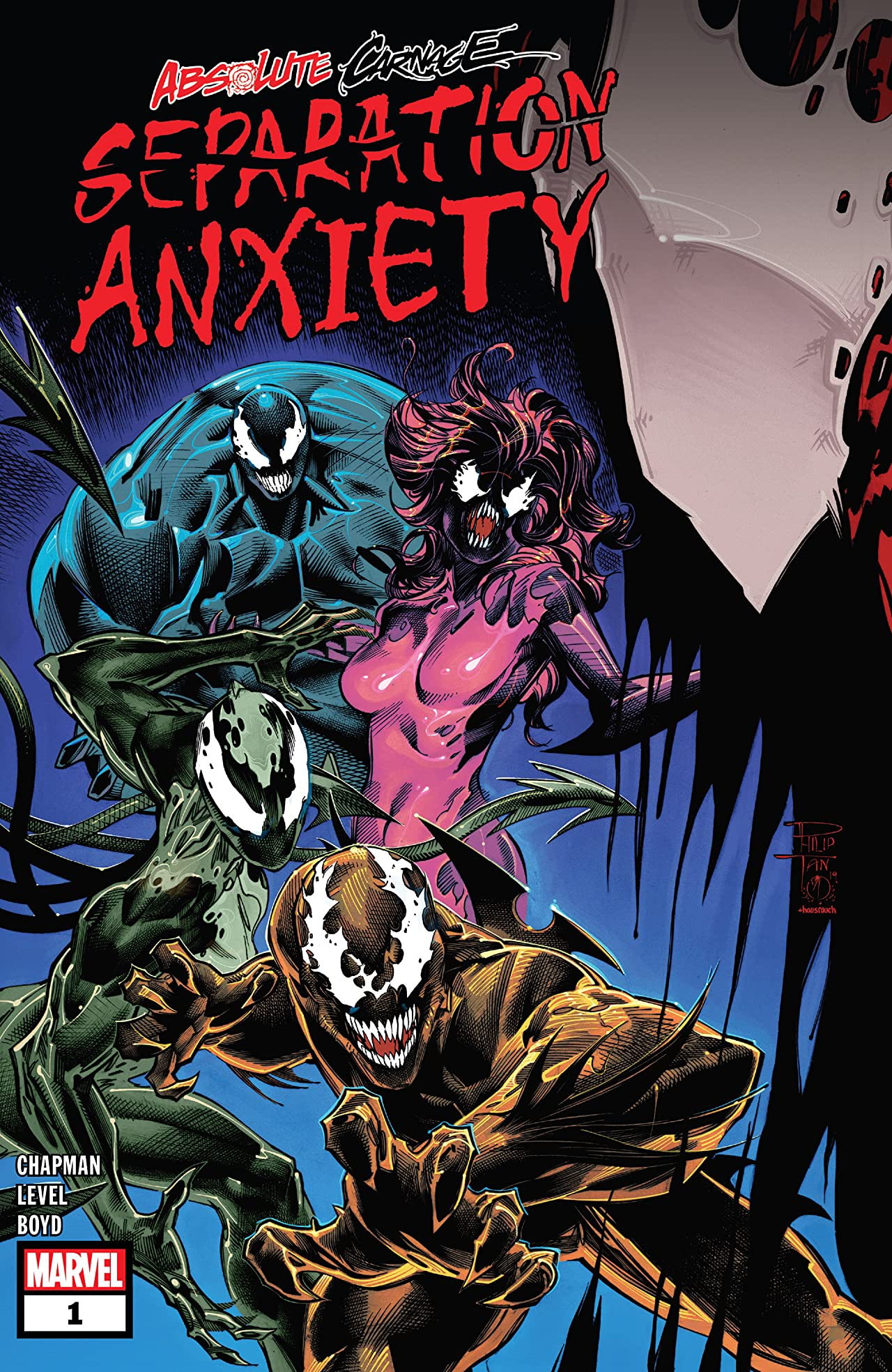 Absolute Carnage: Separation Anxiety (2019) No.1