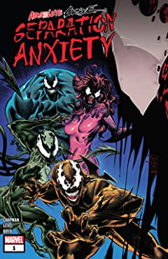 Absolute Carnage: Separation Anxiety (2019) #1