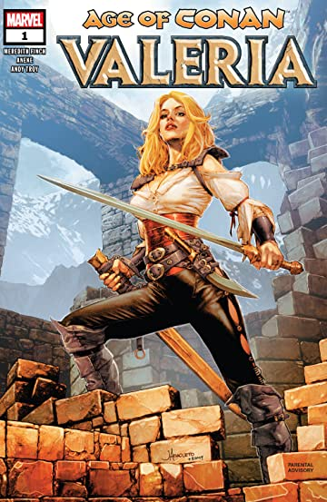 Age Of Conan: Valeria (2019) No.1 (sur 5)