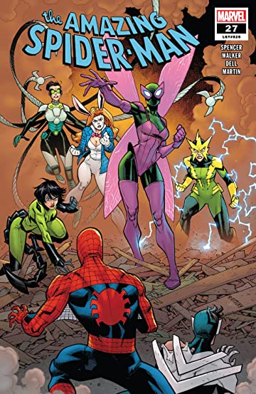 Amazing Spider-Man (2018-) No.27