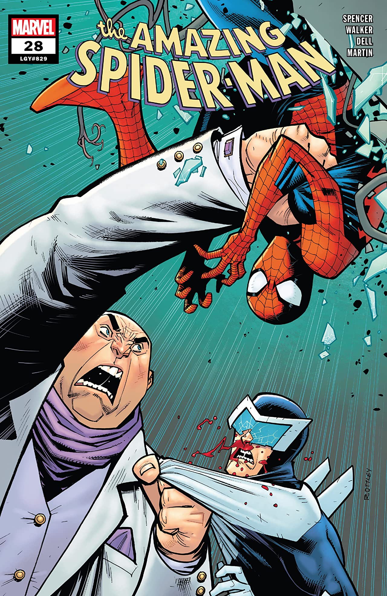 Amazing Spider-Man (2018-) No.28