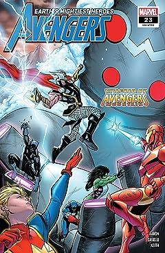 Avengers (2018-) #23