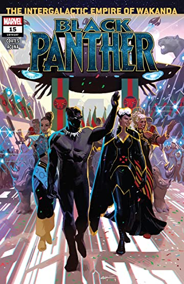 Black Panther (2018-) #15