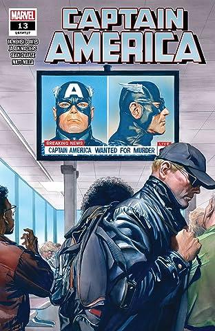 Captain America (2018-) #13