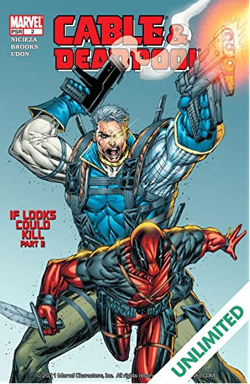 Cable & Deadpool #2