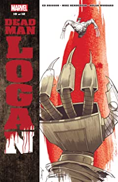 Dead Man Logan (2018-) #10 (of 12)