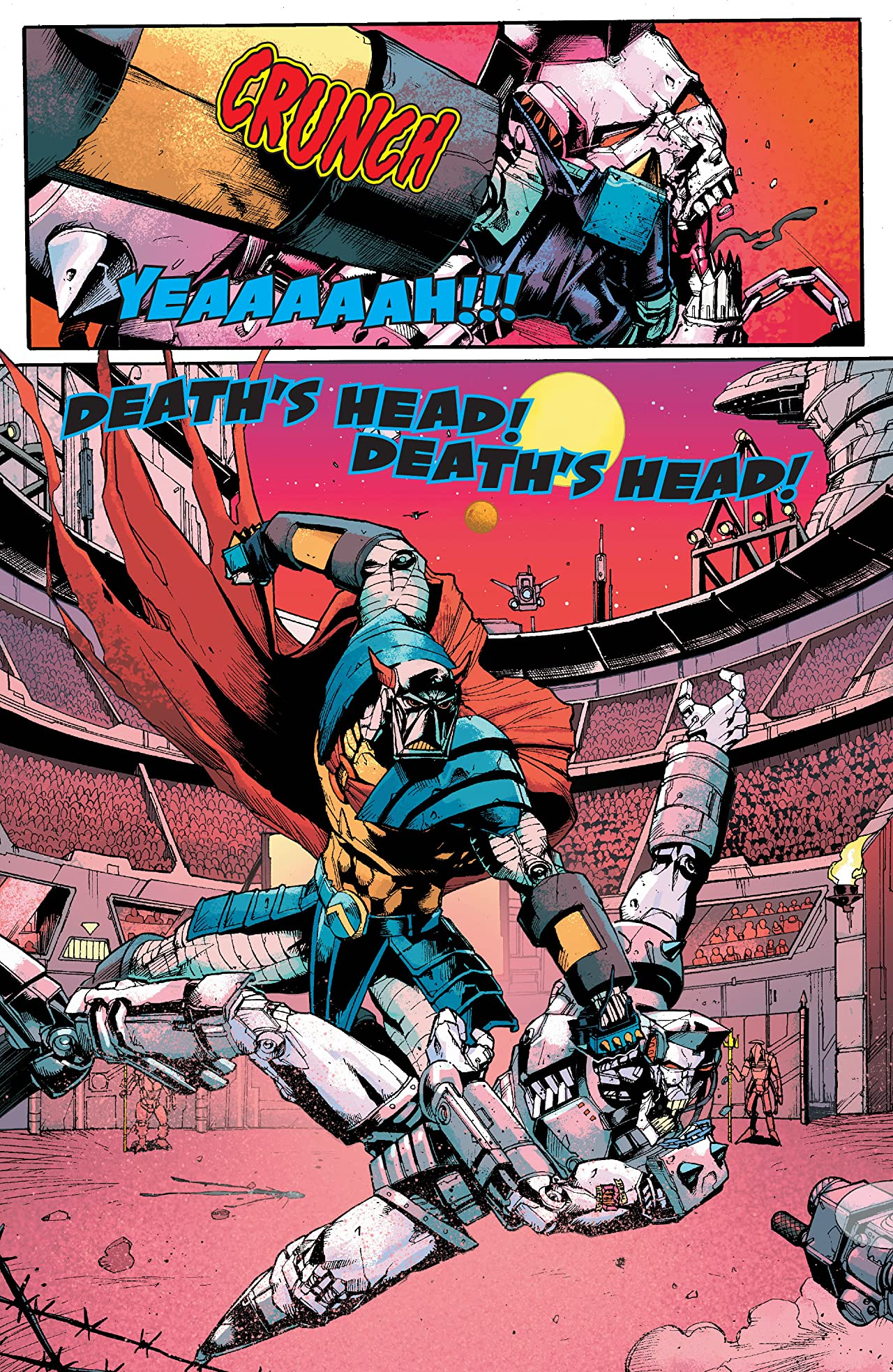 Death's Head (2019) #2 (of 4)