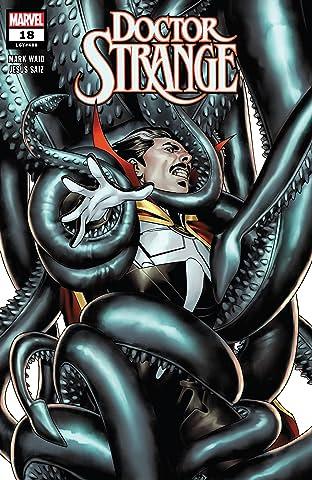 Doctor Strange (2018-2019) No.18