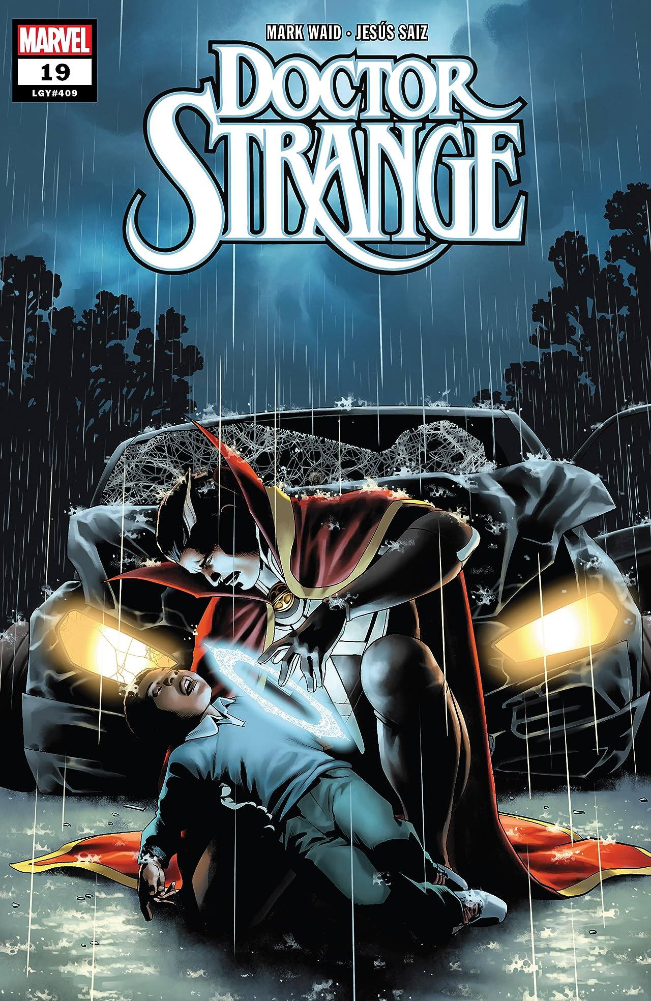 Doctor Strange (2018-) No.19