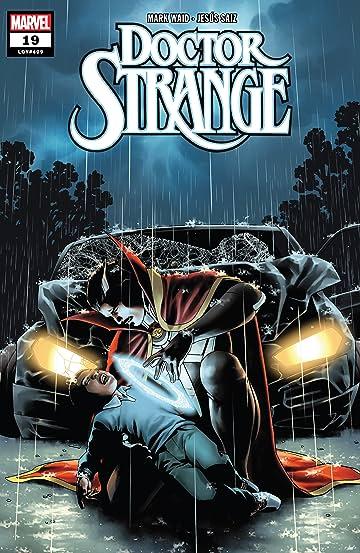 Doctor Strange (2018-2019) No.19