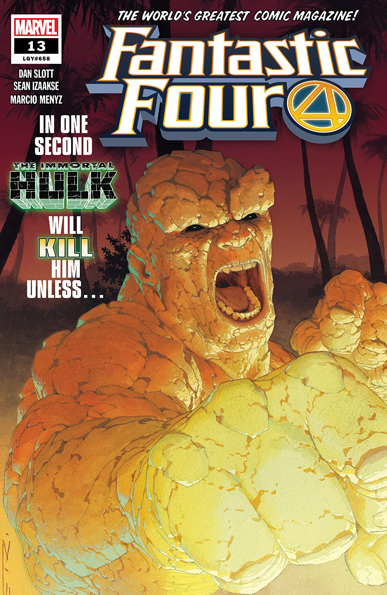 Fantastic Four (2018-) No.13