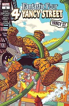Fantastic Four: 4 Yancy Street (2019) #1
