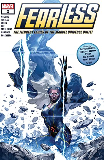 Fearless (2019) #2 (of 4)