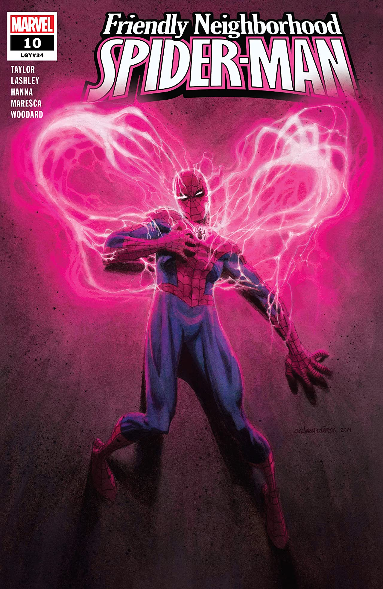 Friendly Neighborhood Spider-Man (2019-) No.10