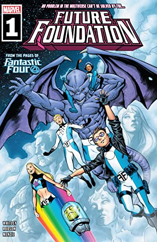 Future Foundation (2019-) No.1