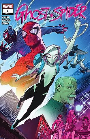 Ghost-Spider (2019-2020) #1