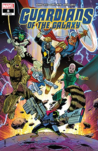 Guardians of the Galaxy (2019-) #8