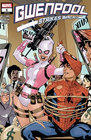 Gwenpool Strikes Back (2019-) #1 (of 5)