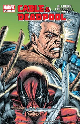 Cable & Deadpool No.3
