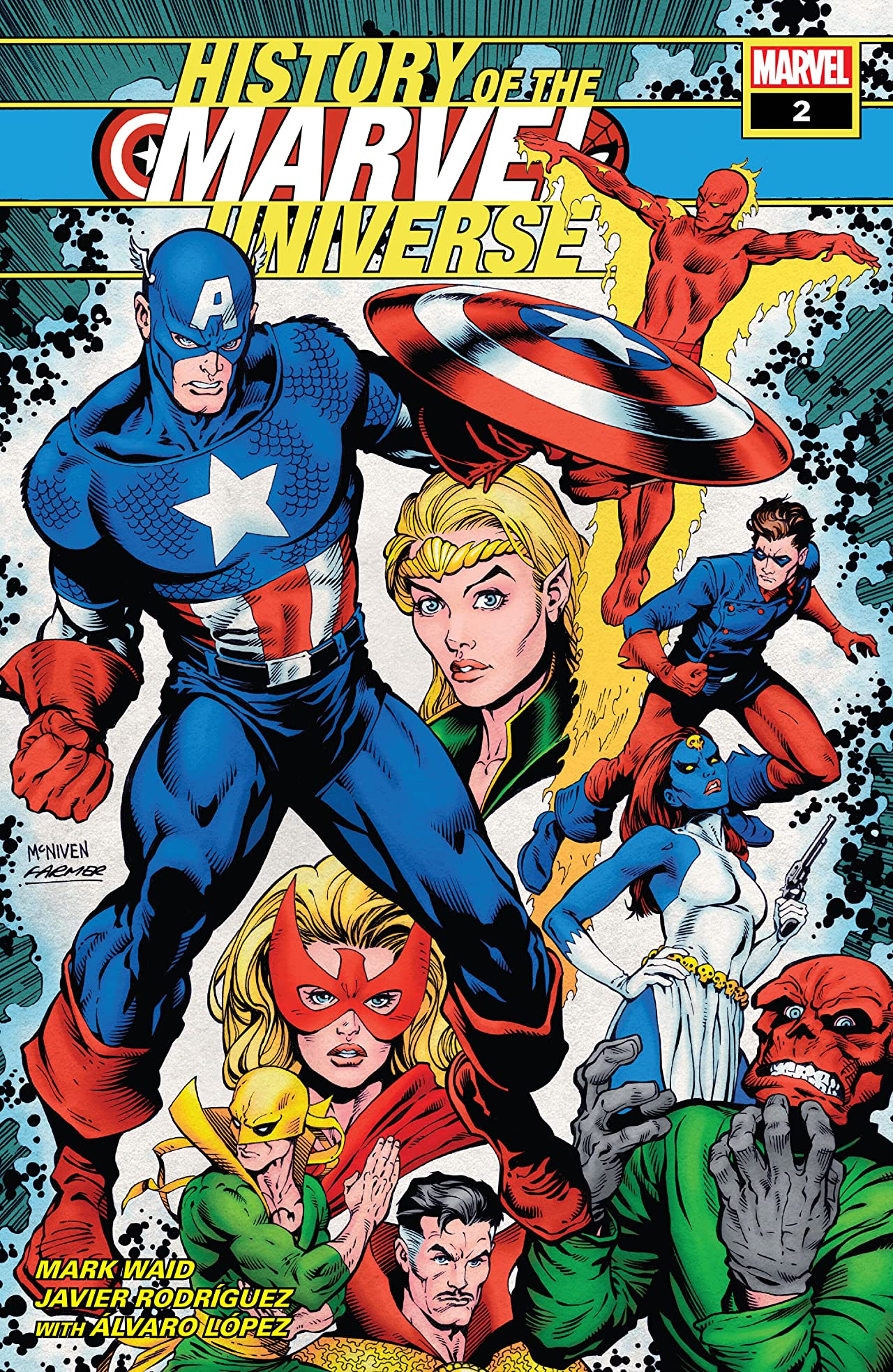 History Of The Marvel Universe (2019-) #2 (of 6)