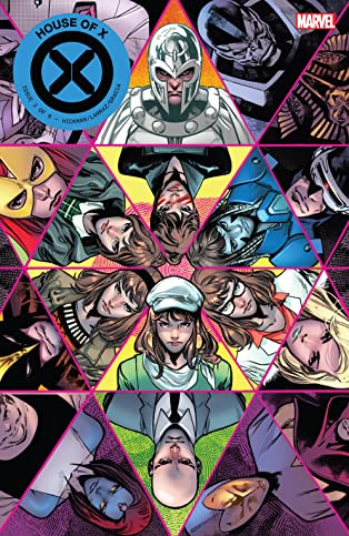 House Of X (2019-) #2 (of 6)