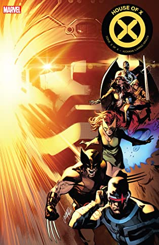 House Of X (2019-) #3 (of 6)