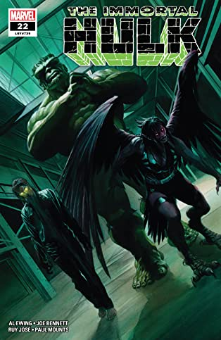 Immortal Hulk (2018-) #22