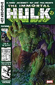 Immortal Hulk Director's Cut (2019) #1 (of 6)