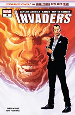 Invaders (2019) #8