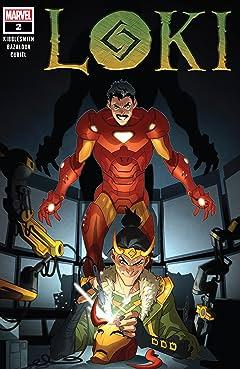Loki (2019-) #2