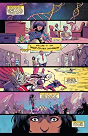 Magnificent Ms. Marvel (2019-) #6