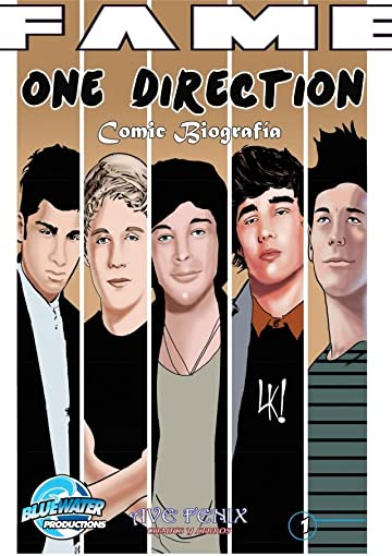 Fame: One Direction: Spanish Edition