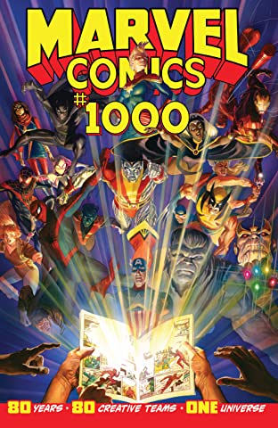 Marvel Comics (2019-) No.1000